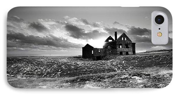 Abandoned Farm On The Snaefellsnes Peninsula IPhone Case