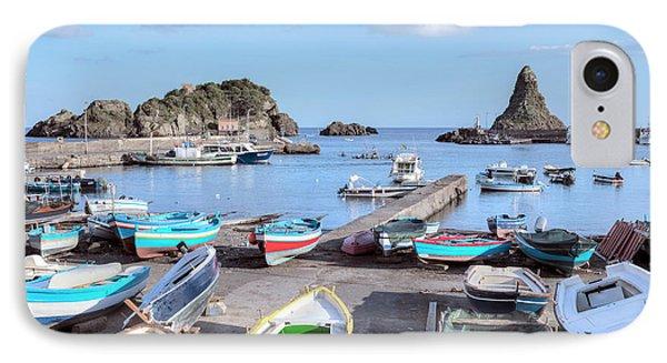 Aci Trezza - Sicily IPhone Case