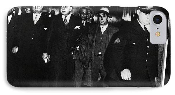 Alphonse Capone (1899-1947) IPhone Case