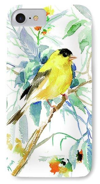 American Goldfinch IPhone Case