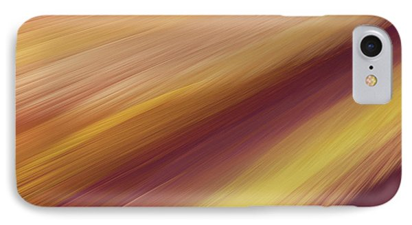 IPhone Case featuring the digital art Andee Design Abstract 76 2017 by Andee Design