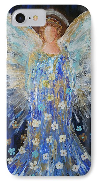 Angels Among Us IPhone Case