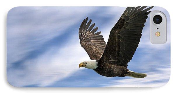 Bald Eagle - 365-12 IPhone Case
