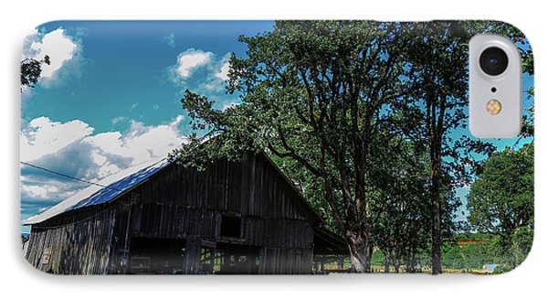 Barns In Pacific Northwest IPhone Case