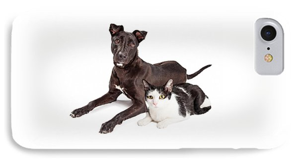 Beautiful Large Labrador Retriever Crossbreed Dog IPhone Case