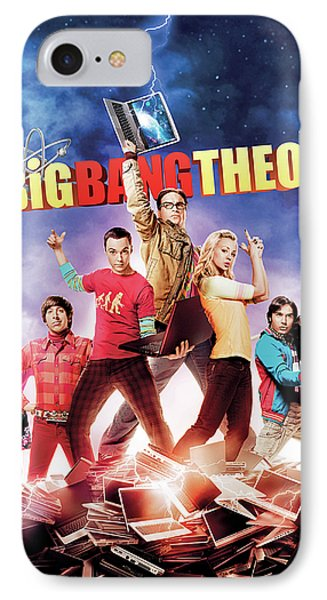 Big Bang Theory 2007 IPhone Case