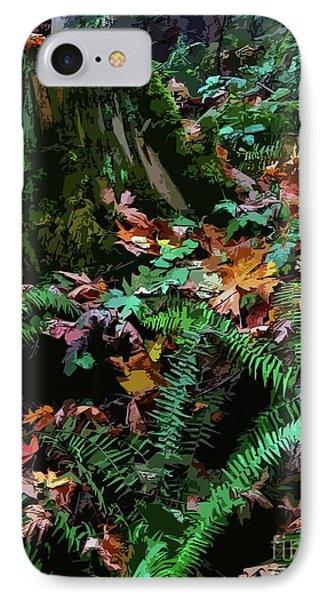 Big Leaf Maple Leaves IPhone Case