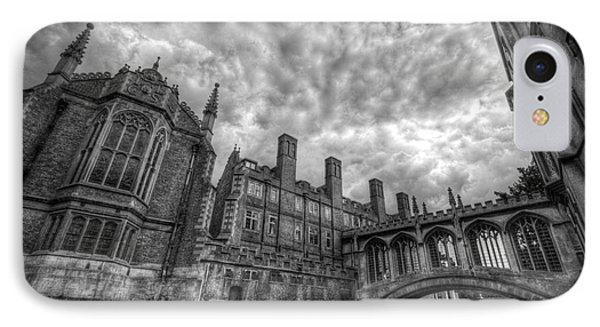Bridge Of Sighs - Cambridge IPhone Case