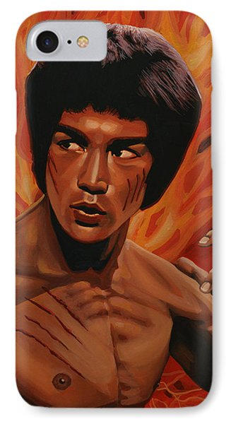 Bruce Lee Enter The Dragon IPhone Case