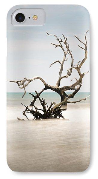 Bull iPhone 8 Case - Bulls Island C-vi by Ivo Kerssemakers