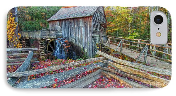 Cable Mill IPhone Case