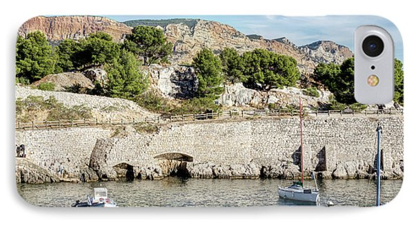 Calanque De Port Miou, France IPhone 8 Case