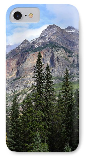 Canadian Rockies No. 2-1 IPhone Case