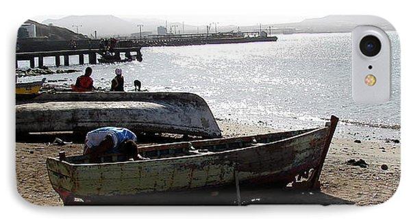 Cape Verde IPhone Case