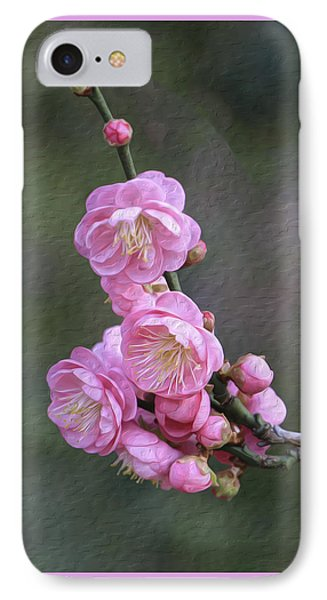 Cherry Flower IPhone Case