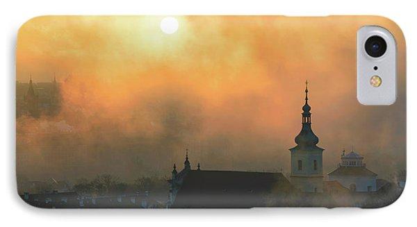 Church Of Our Lady Victorious, Prague, Czech Republic. IPhone Case