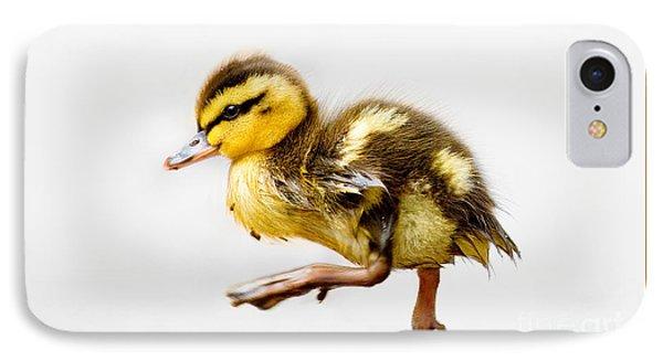 Duckling Parade IPhone Case