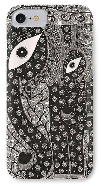 Elephants IPhone Case