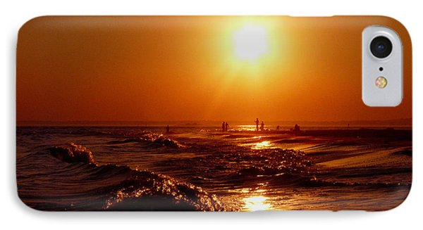 Extreme Blazing Sun IPhone Case