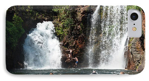 Florence Falls IPhone Case