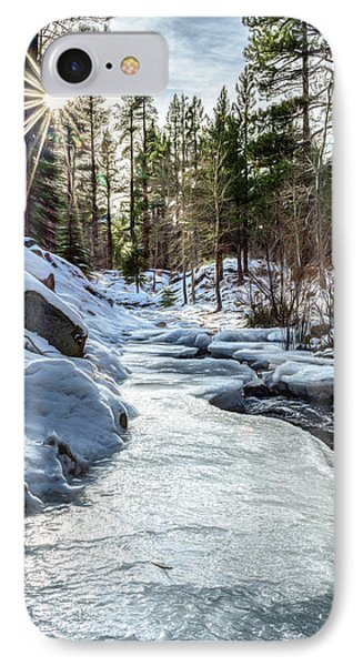 Frozen Creek IPhone Case