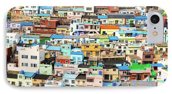 Gamcheon Culture Village IPhone Case