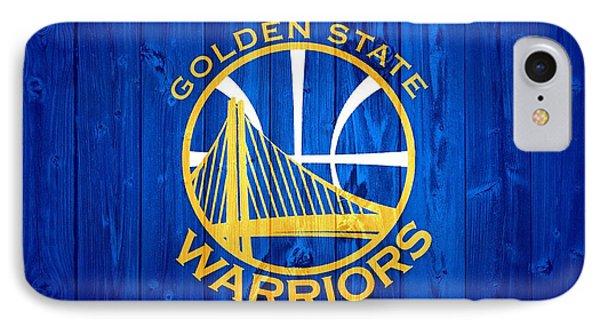 Golden State Warriors Door IPhone Case