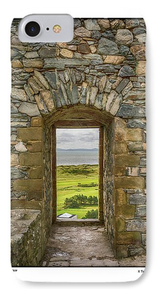 Harlech View IPhone Case