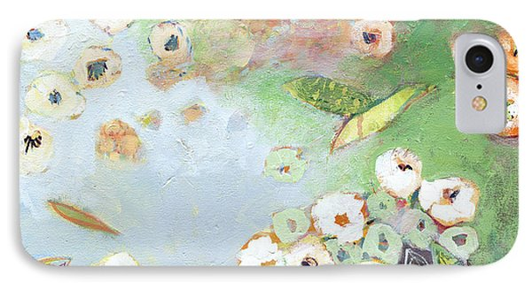 Lily iPhone 8 Case - Hidden Lagoon Part I by Jennifer Lommers