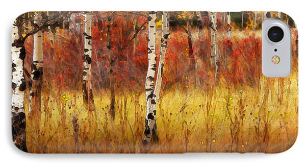 In The Grove IPhone Case