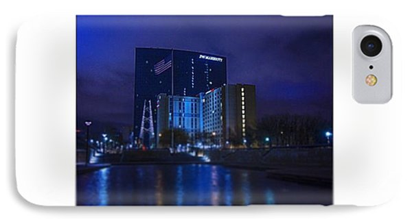 #indiana #indy #indianapolis #nap Town IPhone Case