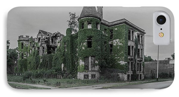 James Scott Mansion  IPhone Case