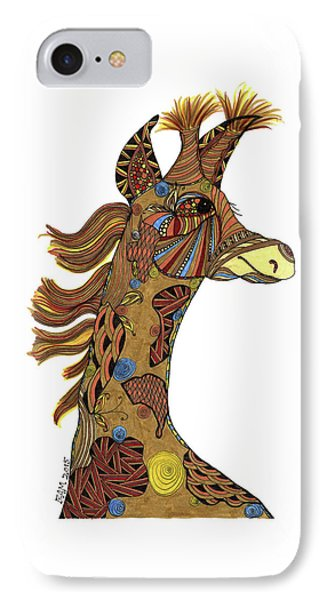 Josi Giraffe IPhone Case