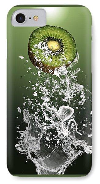 Kiwi Splash IPhone Case