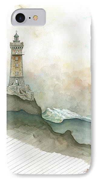 La Vieille Lighthouse IPhone Case