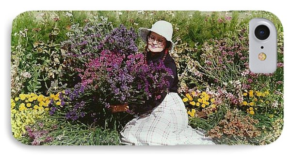 Loving Flowers IPhone Case