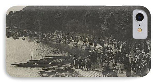 Marlow, 1919, By Herbert Green IPhone Case