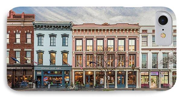 Meeting Street - Charleston, South Carolina IPhone Case