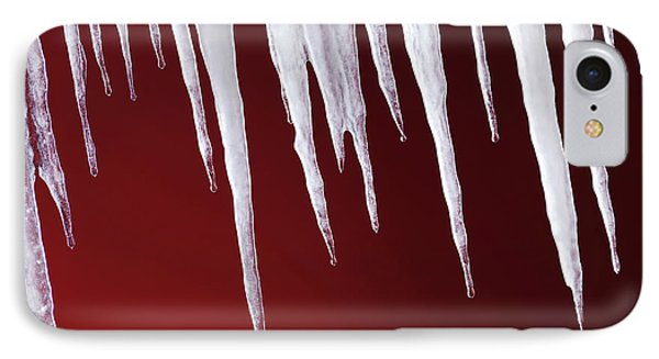 Melting Icicles IPhone Case