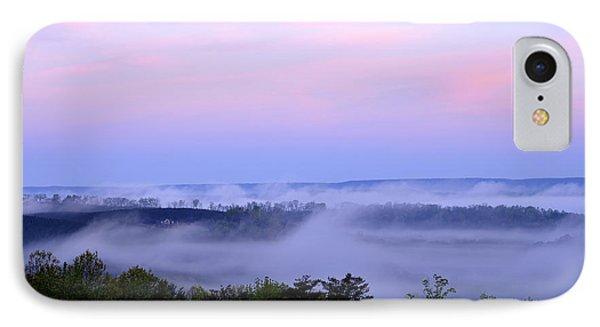 Morning Mist IPhone Case