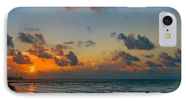 Morning On The Beach IPhone Case