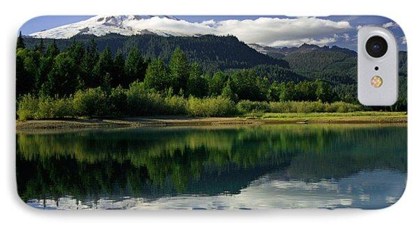 Mount Baker IPhone Case