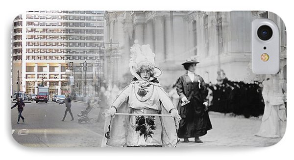 Mummers At City Hall IPhone Case