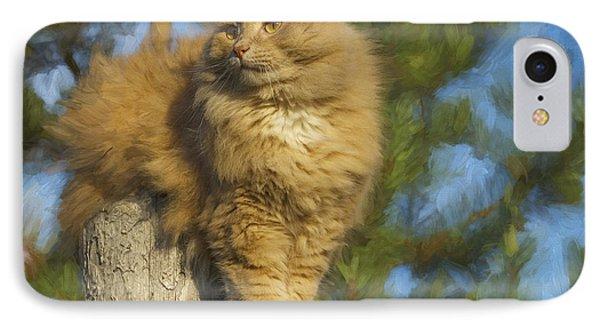 My Cat IPhone Case
