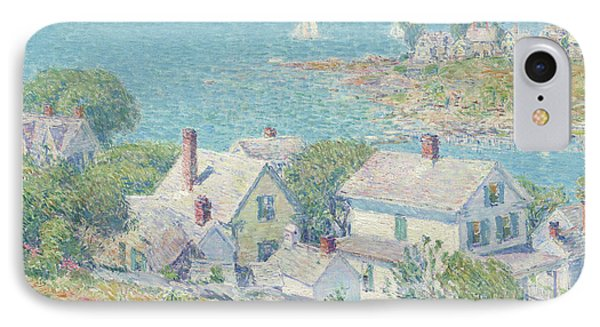 New England Headlands IPhone Case