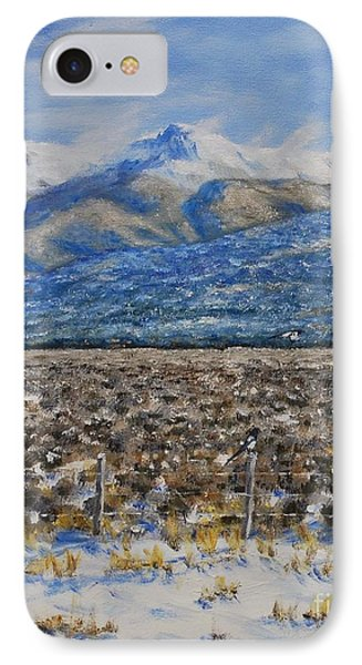 North Of Taos IPhone Case