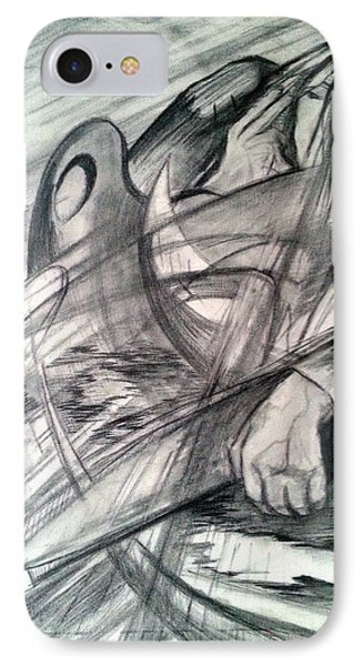 Painter IPhone Case