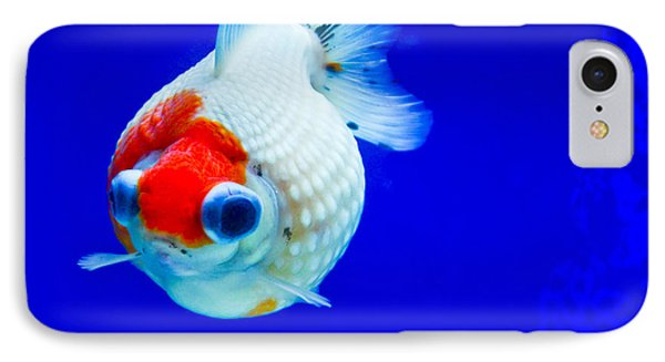 Pearl Scale Goldfish IPhone Case