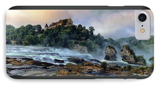 Rhinefalls, Switzerland IPhone Case