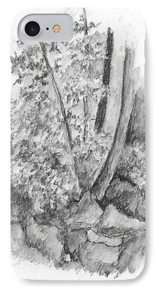 Sketchbook 013 IPhone Case